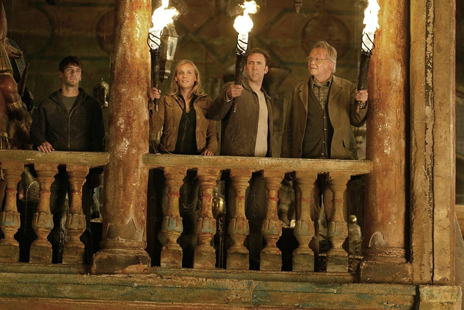 Review National Treasure 2004 3 Brothers Film