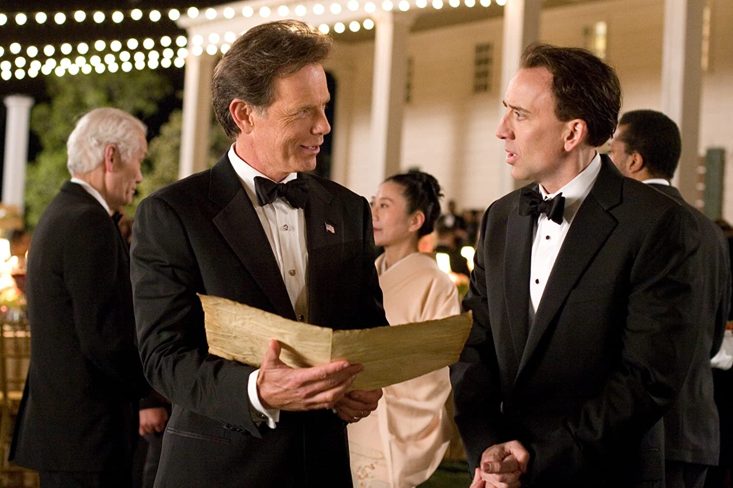 Review National Treasure Book Of Secrets 2007 3 Brothers Film