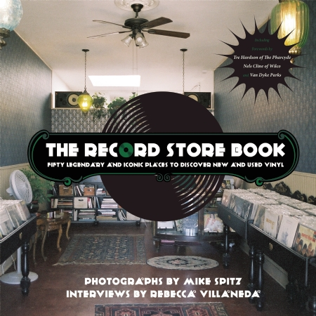 The Record Store Book: Editing/Design/Marketing