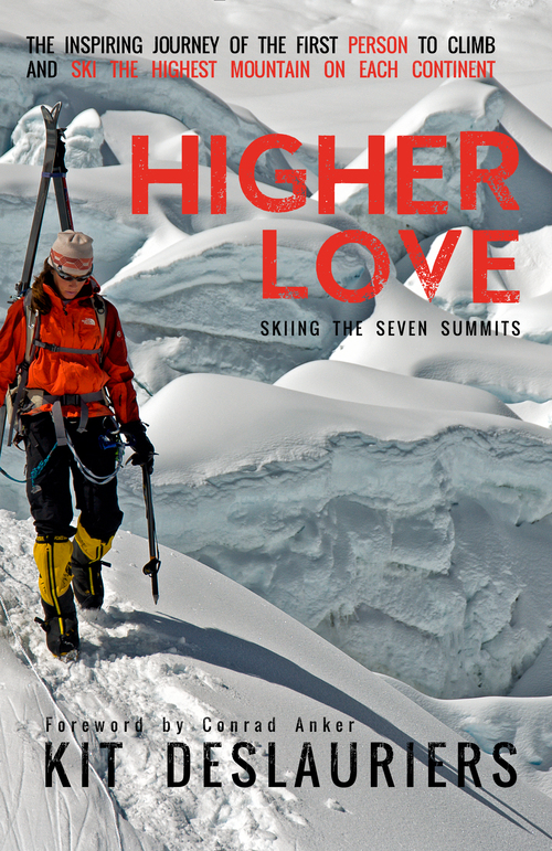 Higher Love: Editing/Marketing