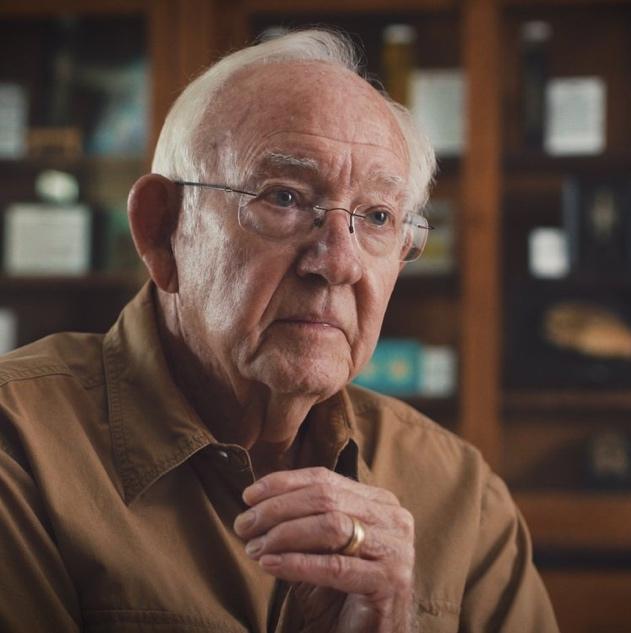 Dr. Neil Douglas   Ichthyologist  Director Emeritus