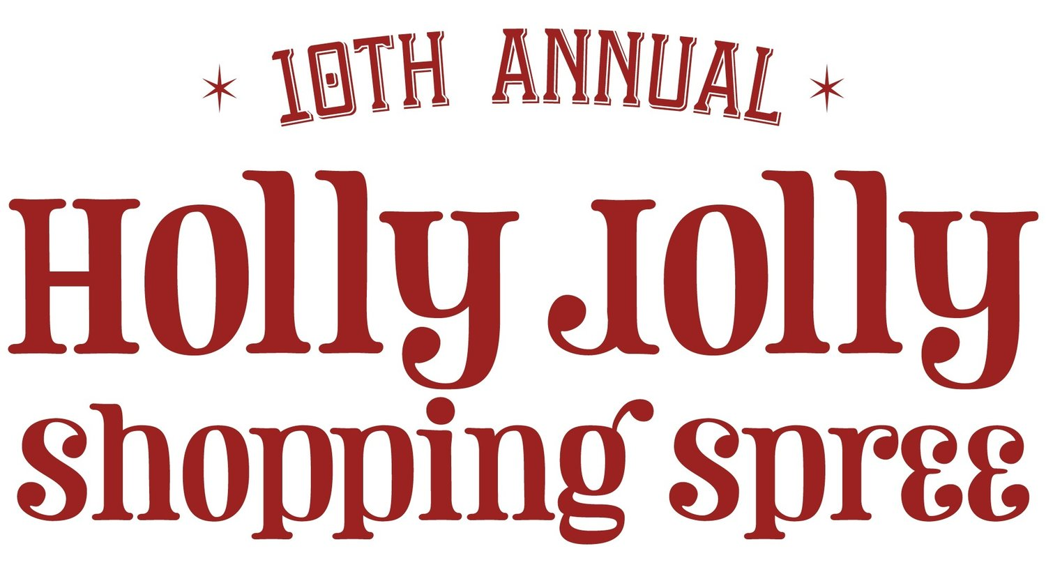 Holly Jolly Shopping Spree