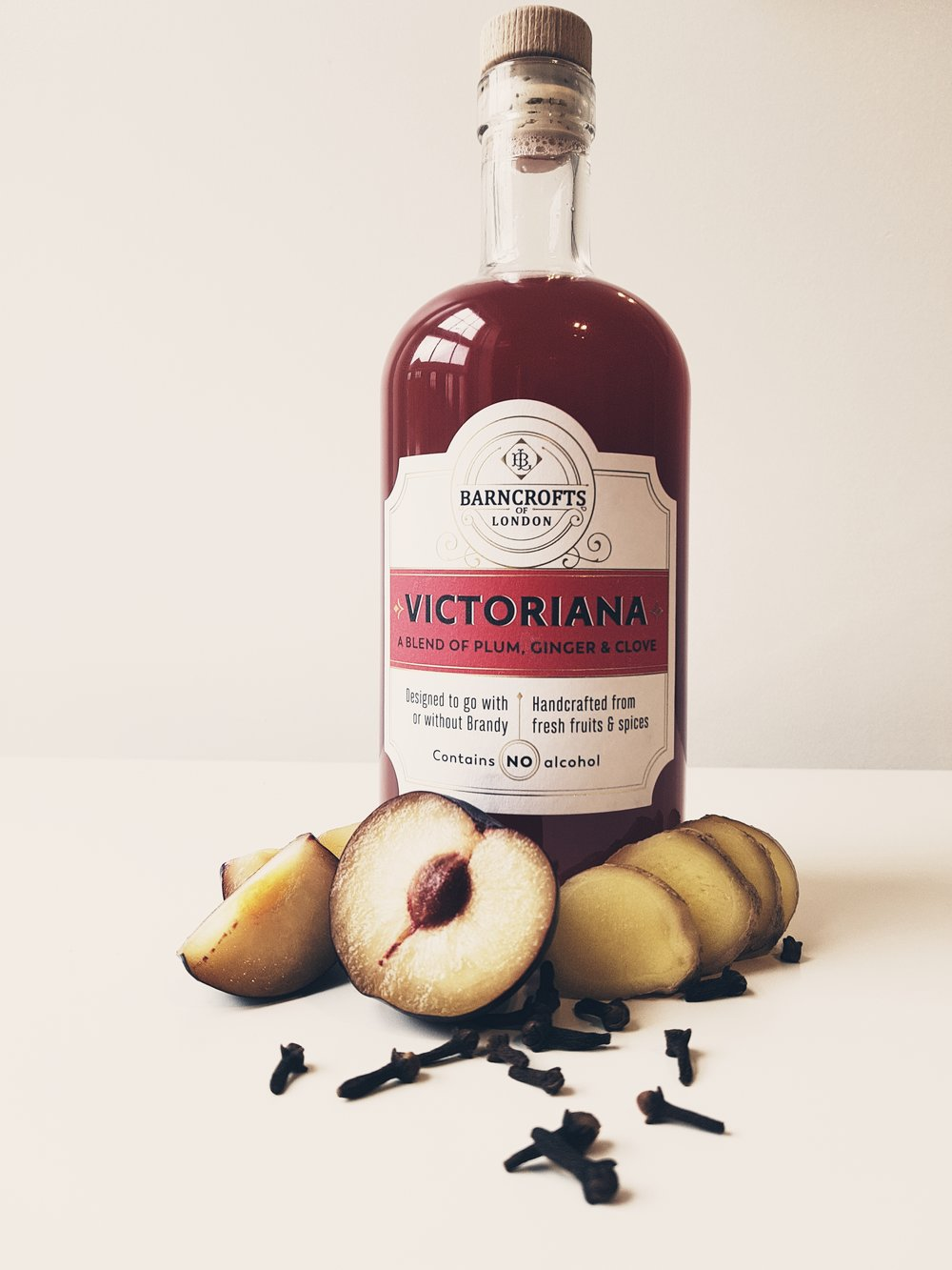 - our blend of plum, ginger & clove will be back in the autumn!!