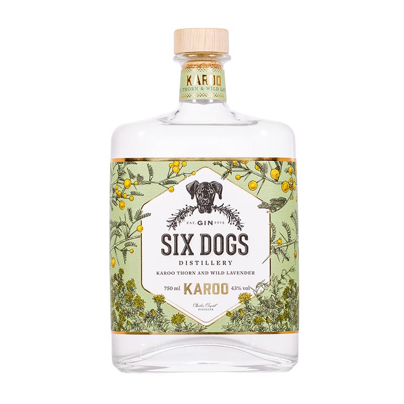 Six Dog's Gin