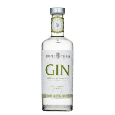 Triple Three Distillery Gin