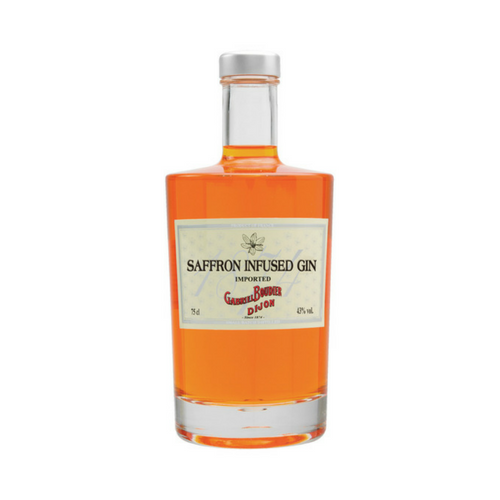 Saffron Infused Gin