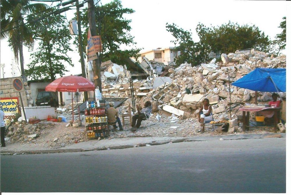 Port Au Prince, Haiti 2010 -