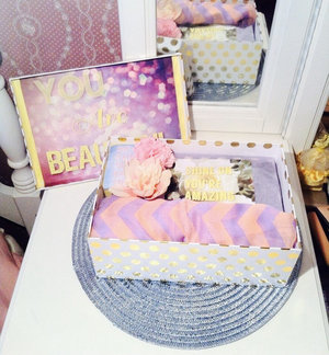 Sweet 16 Gift Box For Her Ideas