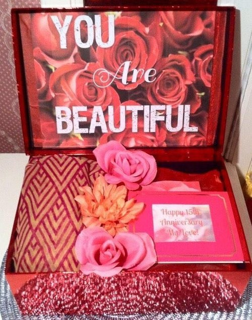 5280b58b9fec Anniversary Care Package. First Anniversary Gift. 50th Anniversary Gift.