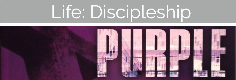 Build your life on an unshakeable foundation! The Purple Book is a 12-week Bible Study designed to help believers know and apply the essential beliefs of Christianity. - T aught by   Pastor David Straub & Others   Room: SE 245 Duration: 12 weeks (4/4– 6/27) No Cost
