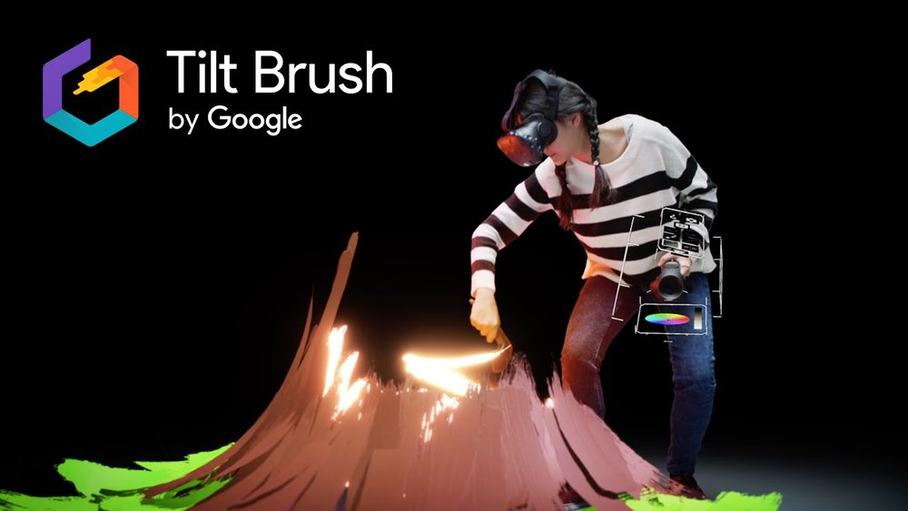 Tilt Brush Art