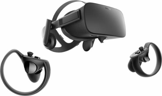 Grand Prize - Oculus Rift Headset