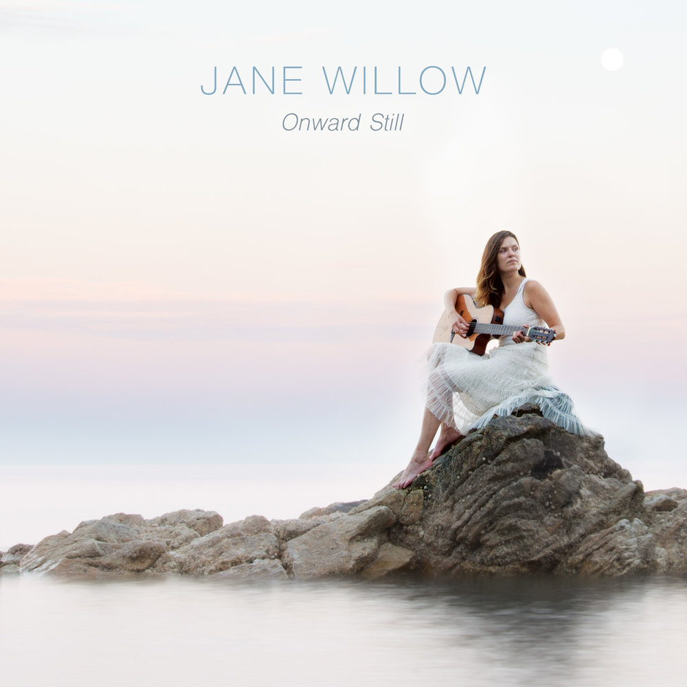 ONWARD STILL Jane Willow cover
