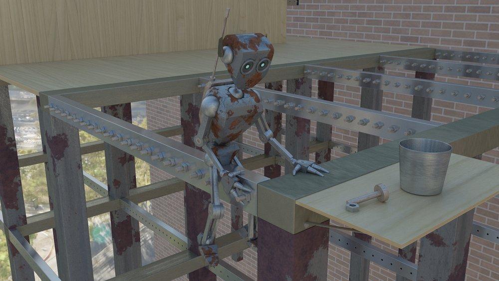 Robot Theatre