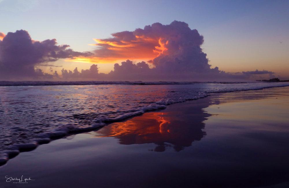 Pre sunrise reflections