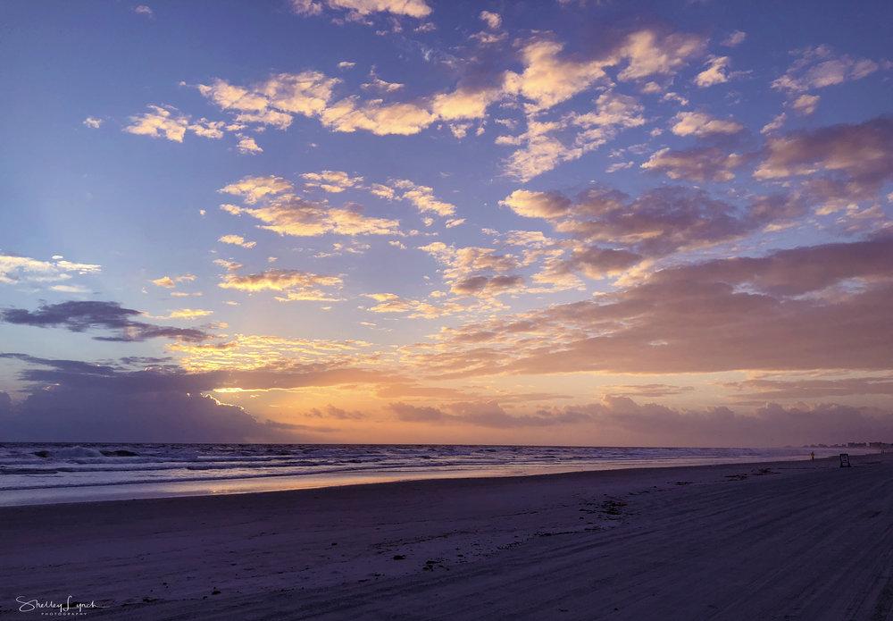 Pre sunrise beauty