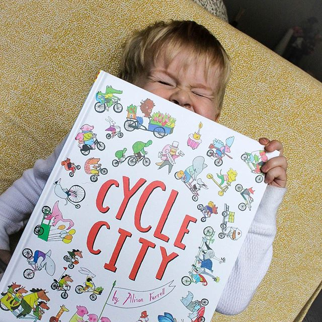Cycle-city-seek-and-find-looking-with-picture-book-kidlit