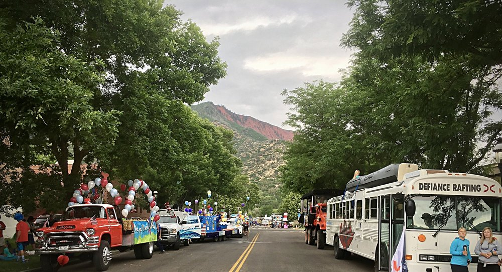 Strawberry Days 2018 - Main Street Parade - Glenwood Springs