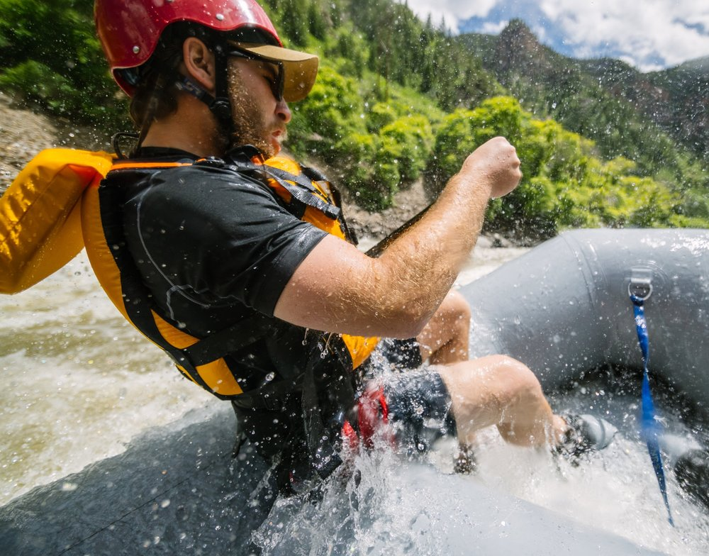 PERFECT FOR: - Intermediate to advanced paddlers who want a double-dose of whitewater.