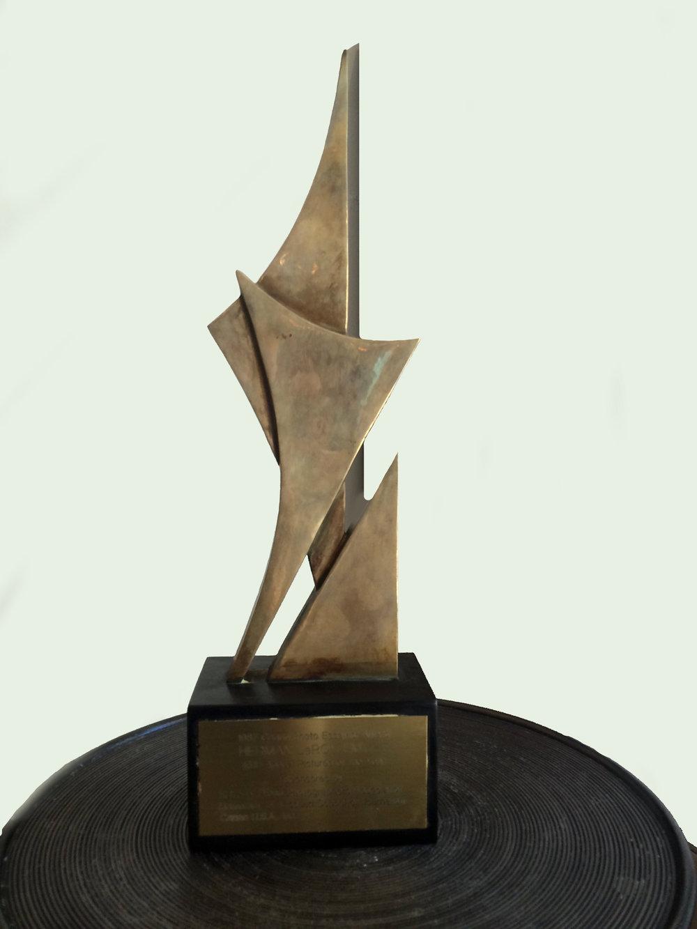 NPPA Canon Photo Essayist Award 1987
