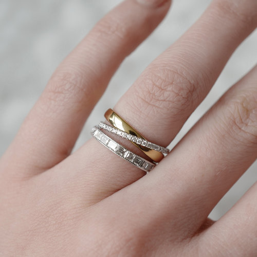 Toi Et Moi Rolling Ring Ashley Zhang Jewelry