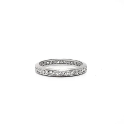 cf2c9d034 Vintage Tiffany Wedding Band — Ashley Zhang Jewelry