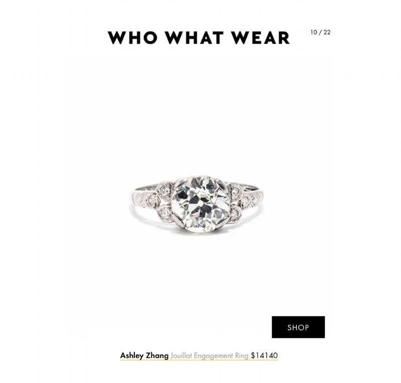 Who What Wear March 2018   https://www.whowhatwear.com/biggest-engagement-ring-trends--5ab5314c59863