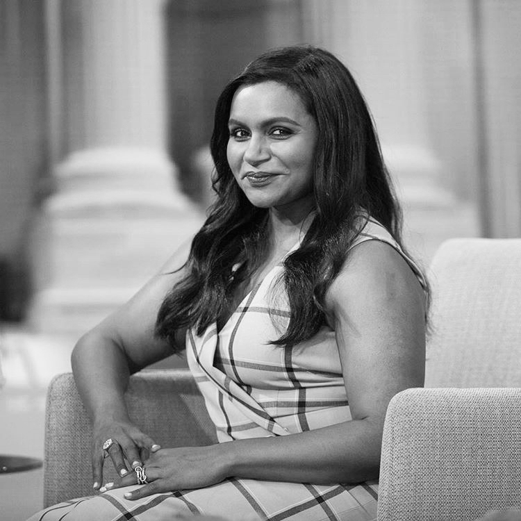 Mindy Kaling, Today Show - Beatrice Engagement Ring
