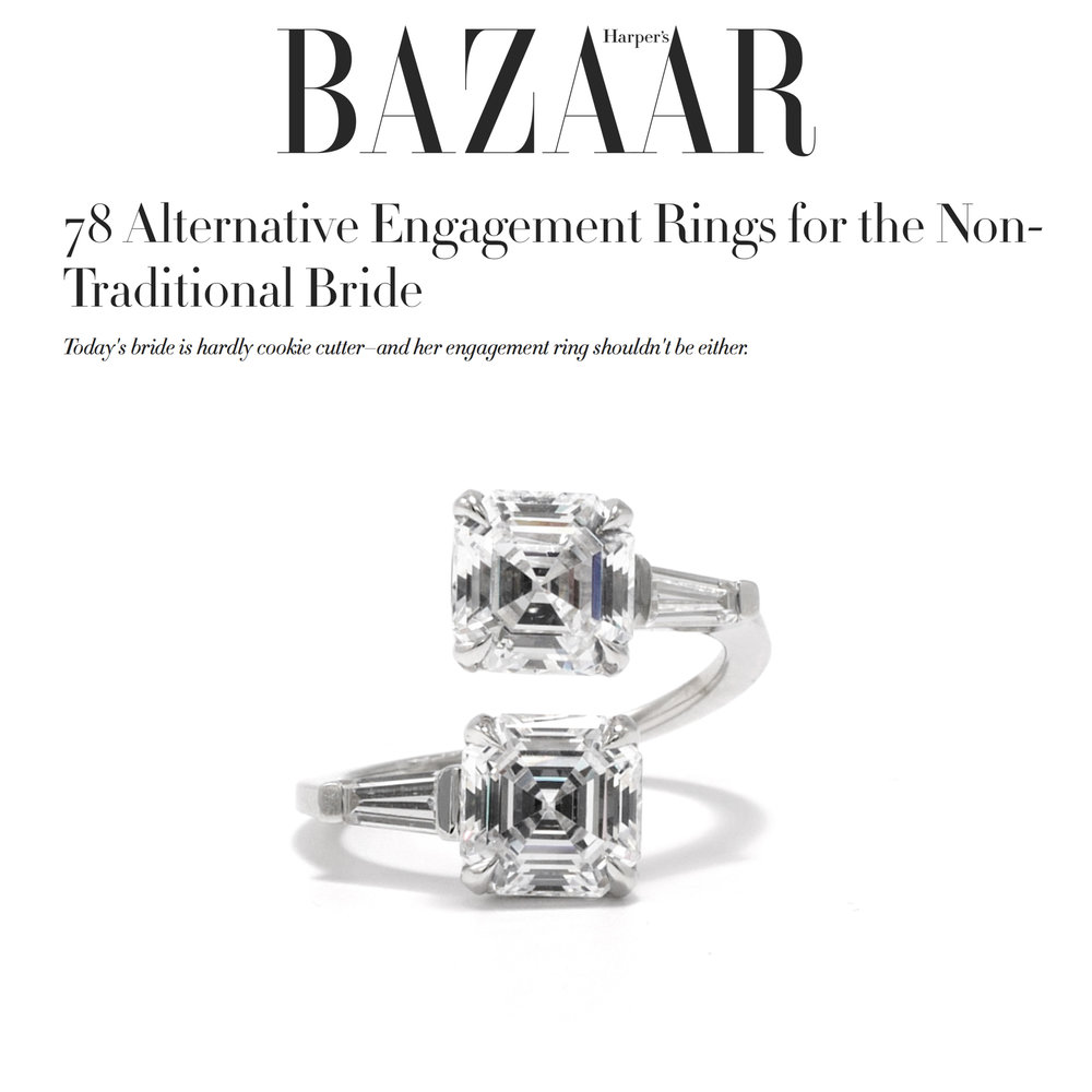 Harper's Bazaar July 2018   https://www.harpersbazaar.com/wedding/bridal-fashion/g5073/best-alternative-engagement-rings/?slide=9