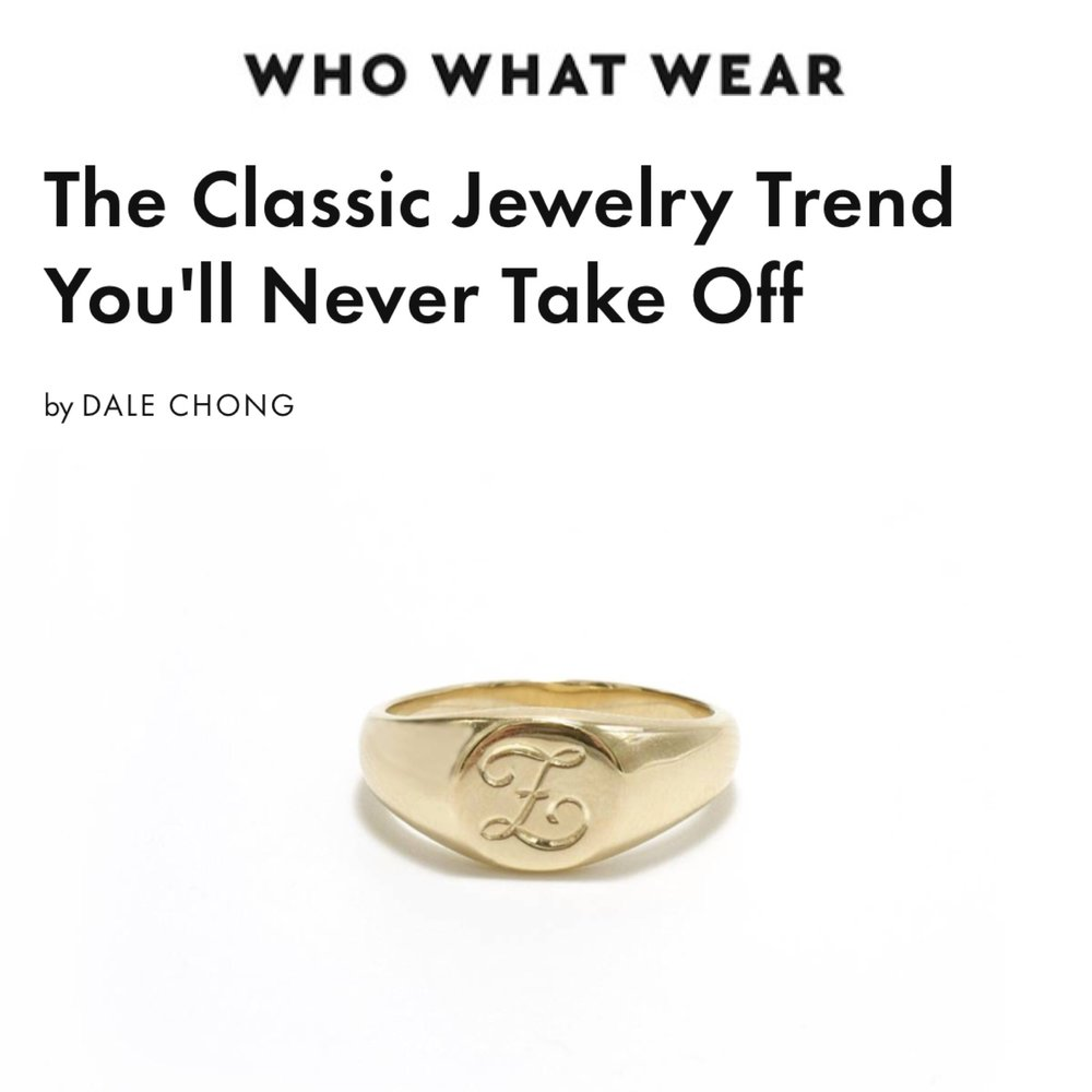 Who What Wear November 2018   https://www.whowhatwear.com/signet-rings/slide19