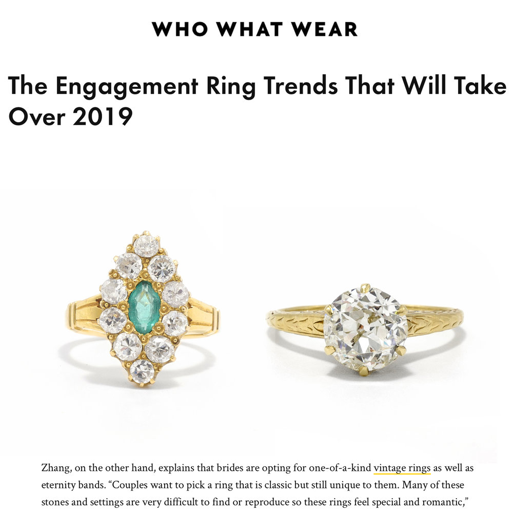 Who What Wear January 2019   https://www.whowhatwear.com/2019-engagement-ring-trends