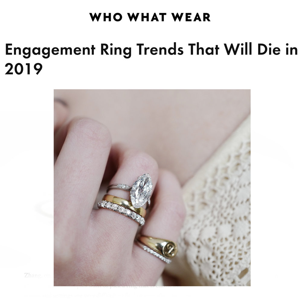 Who What Wear December 2019   https://www.whowhatwear.com/old-engagement-trends-2019
