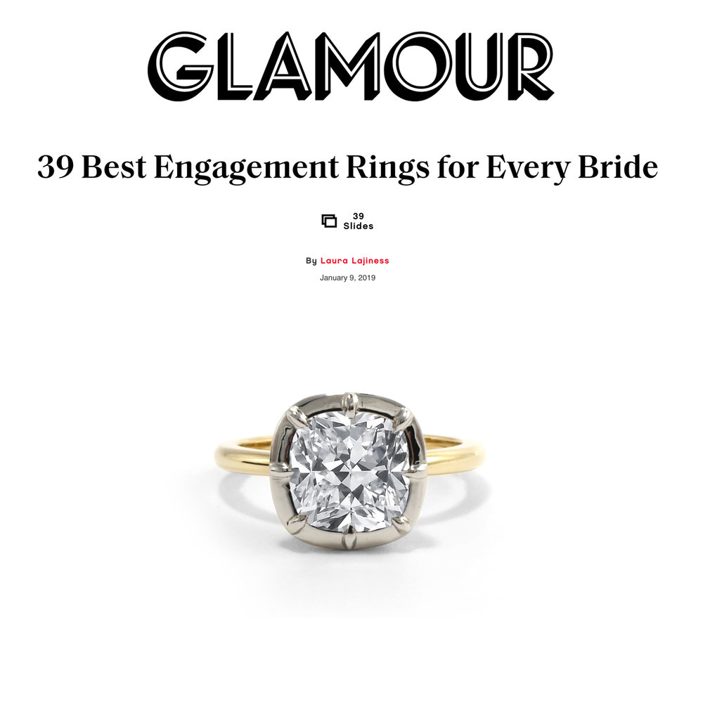 Glamour January 2019   https://www.glamour.com/gallery/engagement-rings-for-every-bride