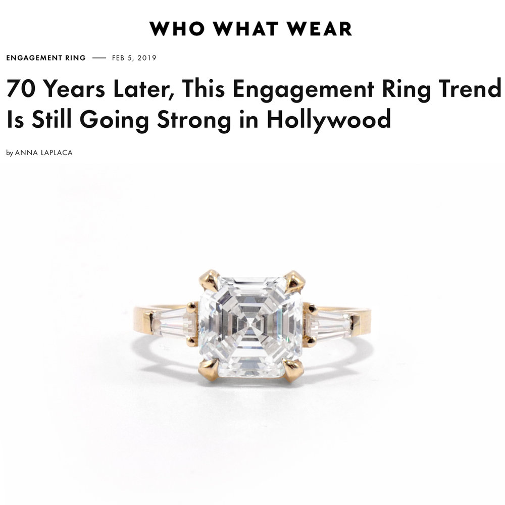 Who What Wear February 2019   https://www.whowhatwear.com/tapered-baguette-rings/slide10