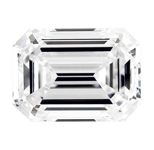 Diamant Taille Emeraude Amantys