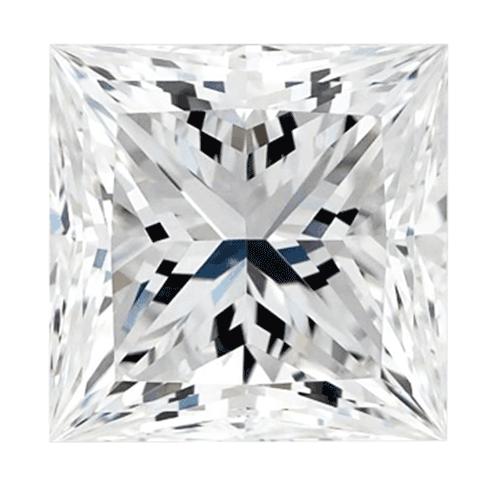 Diamant Taille Princesse Amantys