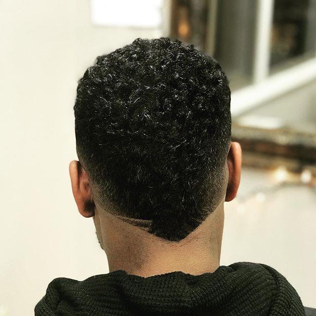 Let your hair do the talking. #BurstFade #Mohawk #TheKnottyGroom