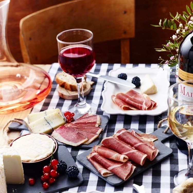 Delpeyrat - French delicatessen producer Delpeyrat- since 1890 - is set to launch the first original Bayonne air cured ham in the United Statse.