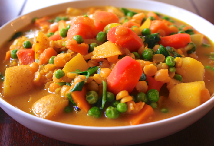 Split Pea Curry