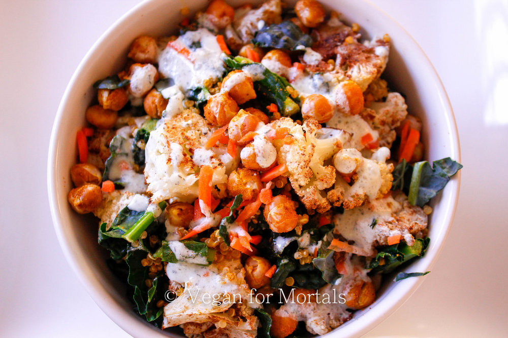 Masala Bowl with Coconut