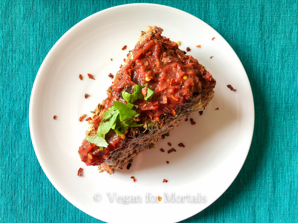 Deep Dish Pizza - I have a true weakness for pizza. It's usually what knocks me off my plant based path, but this totally vegan deep dish pizza is what I make to get my fix! It's crazy good, REALLY EASY to make, and satisfies all my pizza needs!