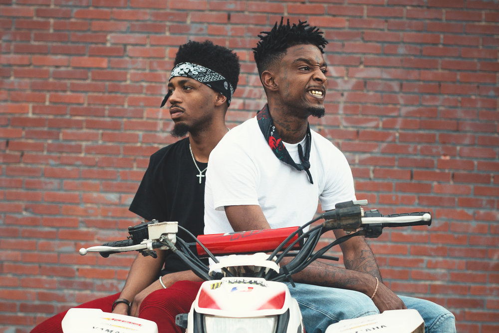 Metro Boomin, 21 Savage, Atlanta 2016
