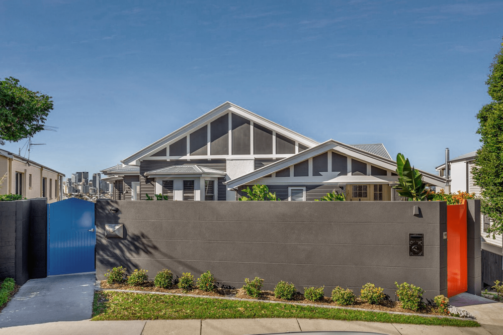 Enoggera Tce, Paddington Townhouses Exterior 1