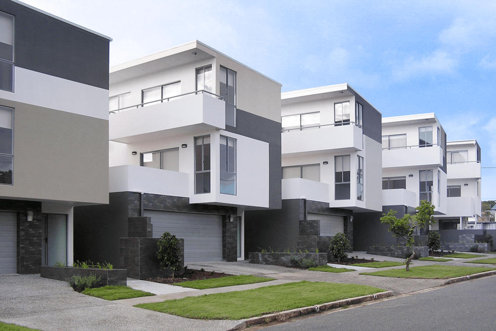 Townhouses - Riding Rd, Balmoral