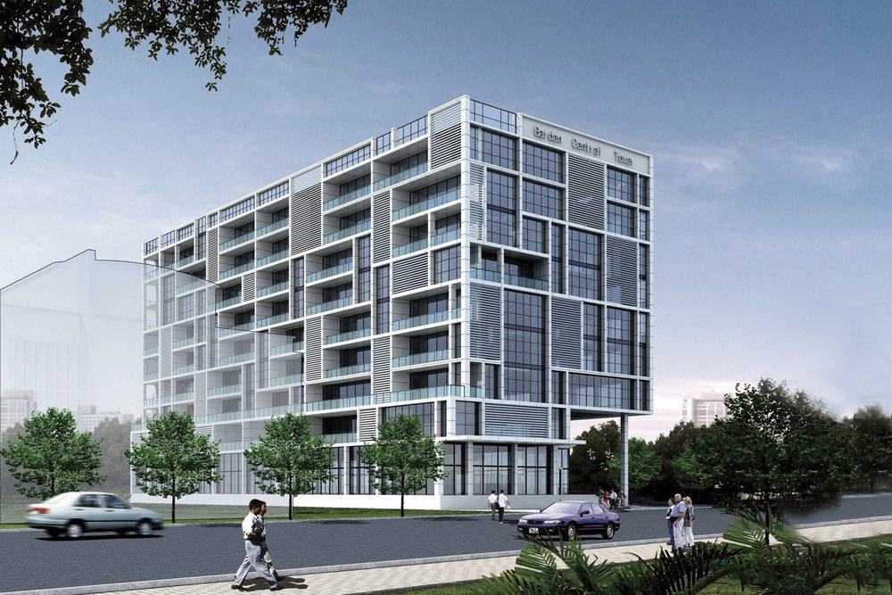 Multi-residential & CommercialCurrent Projects