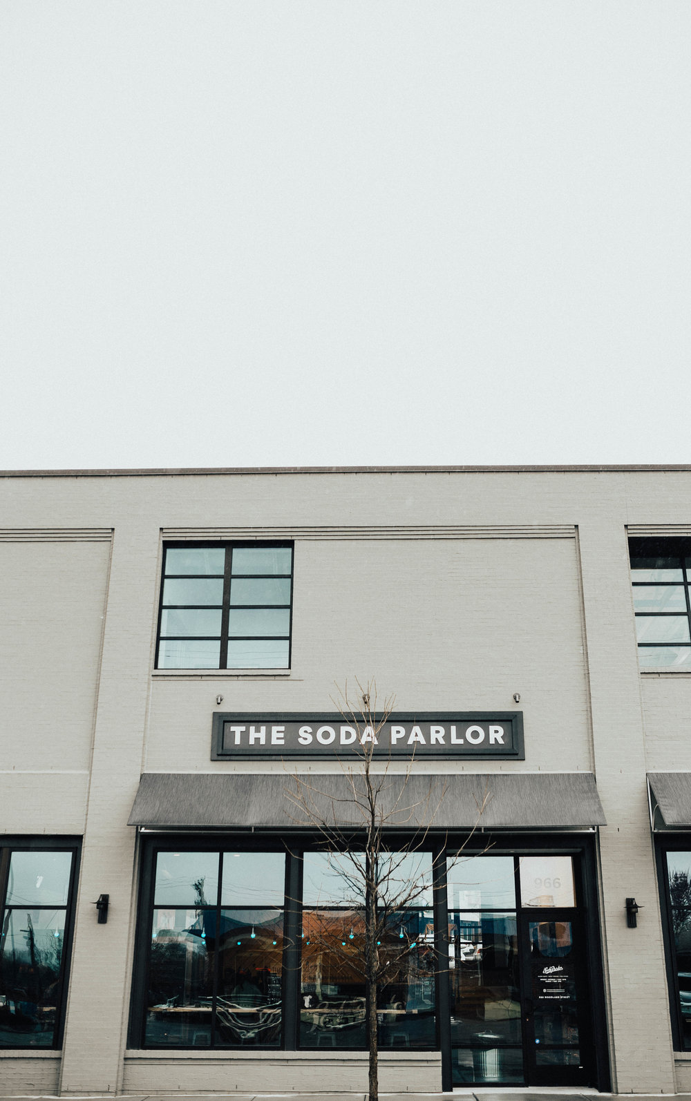the soda parlor - bow down to greatness