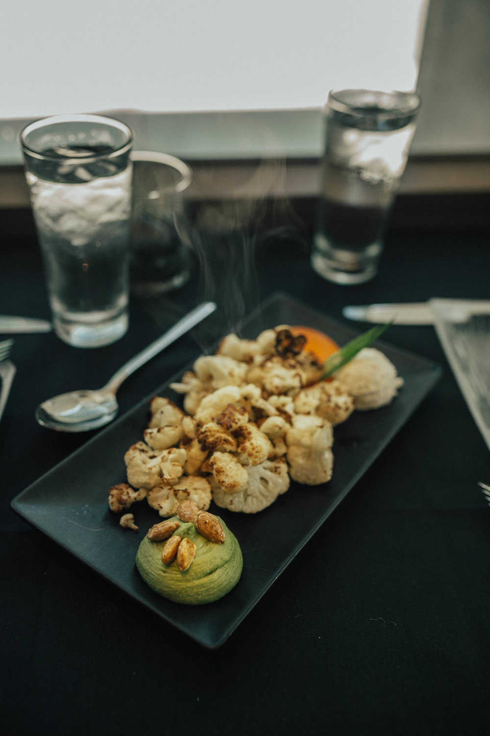 the gateway appetizer - cauliflower