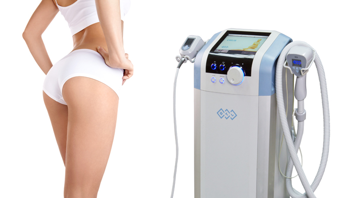 Exilis Body Sculpting