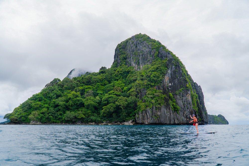 GOAL TRAVELER SUP PADDLE BOARD PHILIPPINES PALAWAN.JPG