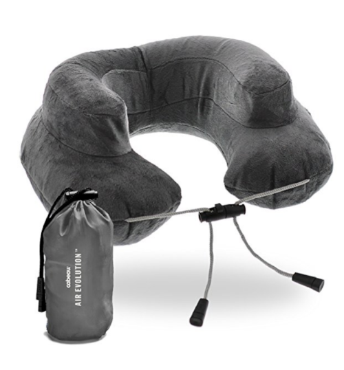 GOAL TRAVELER_ Neck Pillow